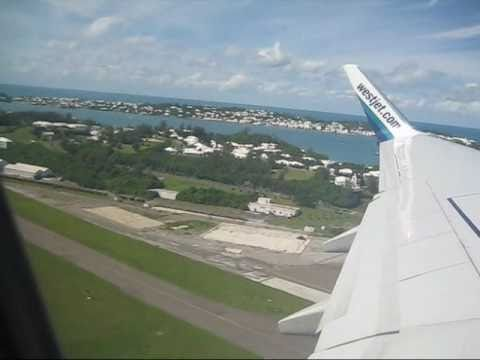 Bermuda Airport - Take Off