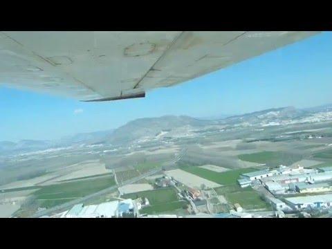 Aterrizaje Granada(LEGR)-Cessna 177 Cardinal