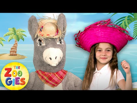 Tingalayo | New Nursery Rhymes and Songs for Kids by Zouzounia TV