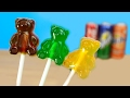 BEAR ON a STICK from COCA COLA AND JELLY