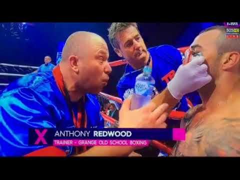 Anthony mundine v tommy browne 2018