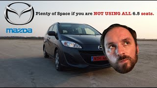 2010-2018 Mazda 5/ Mazda Premacy | Honest Review of the Family 7 Seater People Carrier