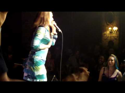 EPMD - Gold Digger (Hip Hop Karaoke Toronto, April 16, 2010)