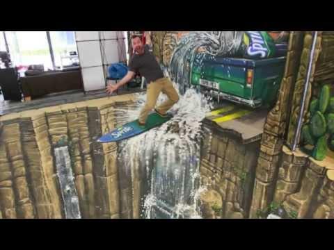 Best Of 3D Street Art Illusion