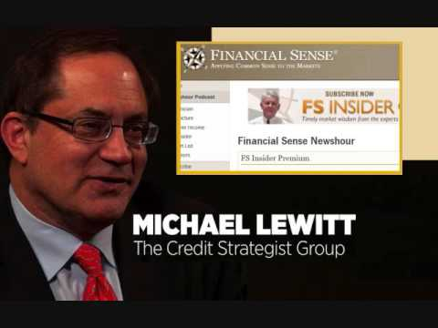 Financial Sense Podcast with Michael Lewitt - This guy is another Peter Schiff! 8-28-16