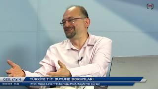 Ağır Ekonomi: Türkiye'nin büyüme sorunları Konuk: Prof. Seyfettin Gürsel