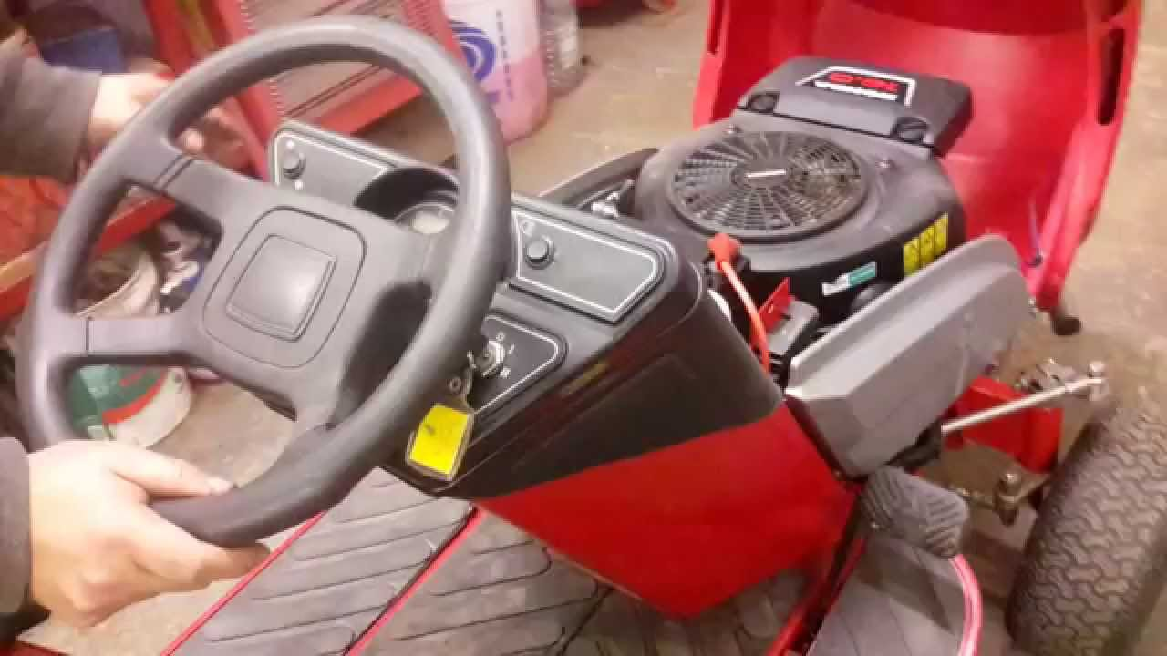 Countax C600H Ride On Tractor For Sale  YouTube