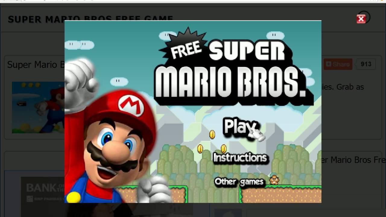 Mario Online