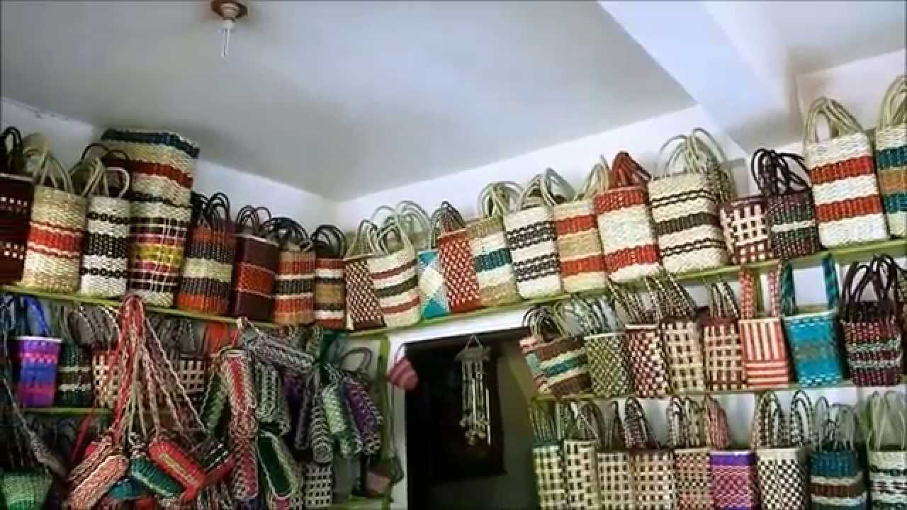 Ph Handcrafted Pandan Bags Traditional Craft Making