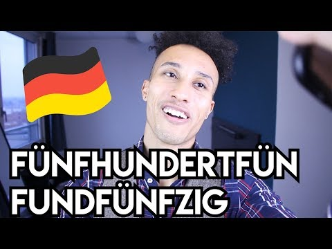 THE 7 HARDEST GERMAN WORDS TO PRONOUNCE | Ikenna