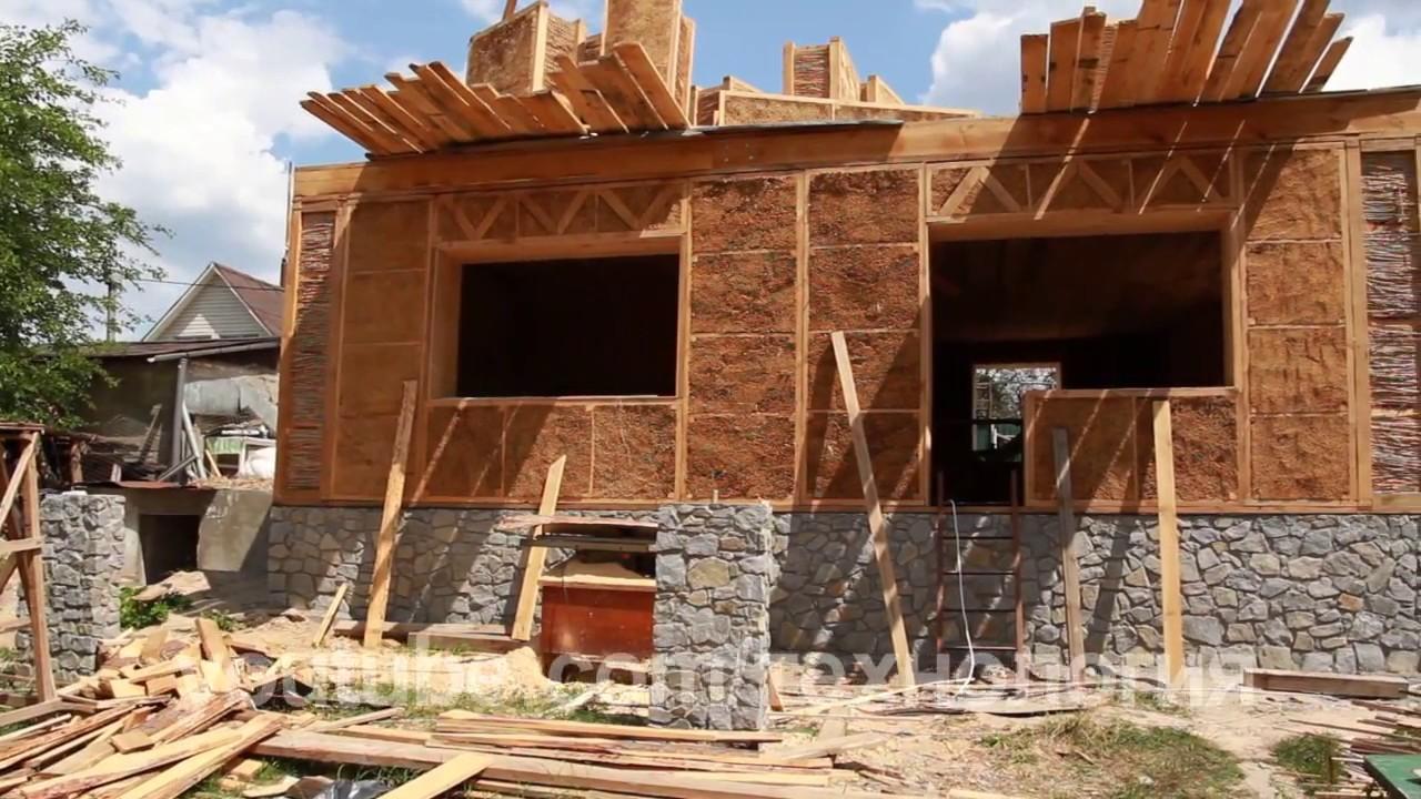 Дачный домик из глины своими руками фото 146