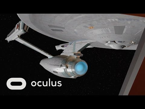 Star Trek VR - Constitution Class Experience!