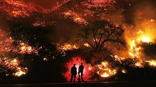 Why are California's wildfires so out of control?