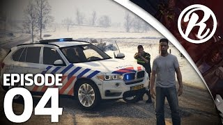 [GTA5] THE HUNT OP EEN VERLATEN EILAND!! - Royalistiq | The Hunt #4 (North Yankton)
