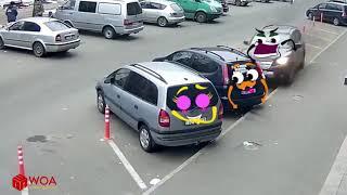 Funny Car accident- Funny Fails moments 3