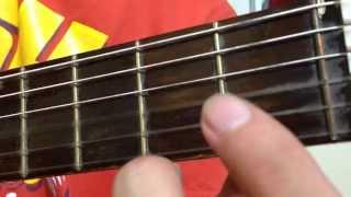 Hướng dẫn guitar căn bản bài 2 ÂM GIAI đô trưởng