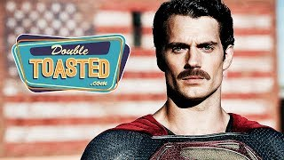SUPERMAN (HENRY CAVILL) MUSTACHE TO BE DIGITALLY REMOVED IN JUSTICE LEAGUE - Double Toasted