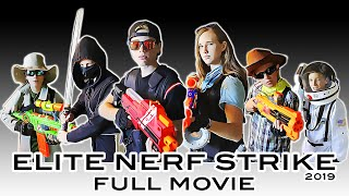 ELITE NERF STRIKE | FULL NERF WAR MOVIE!