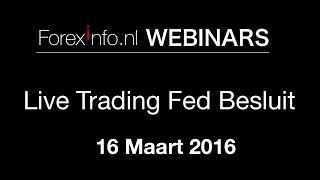 Impact Fed Besluit 16 Maart 2016
