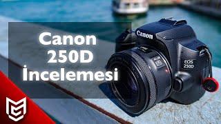 Canon EOS 250D DSLR İnceleme 📸- Mert Gündoğdu