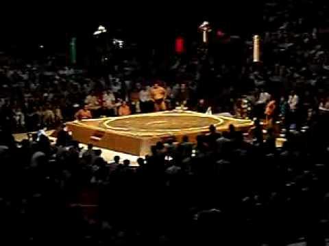sumo fight taipei arena