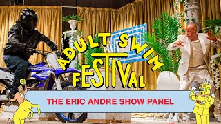 The Eric Andre Show (Full Panel) | Adult Swim 2020