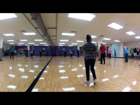 Booty Call Beginner Line Dance by facilitator Barb Garvin