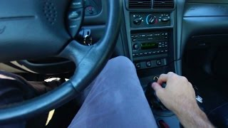 How to Drive a Stick Shift (Manual Transmission) In Only 5 Minutes