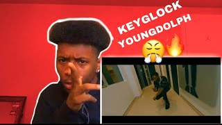 Young Dolph, Key Glock - ill (Official Video) (REACTION🤧🔥)