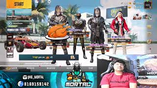 RANK PUSH HE KYAAAAAN | NO MEETUP CLASSICS || PUBG MOBILE | OnePlus