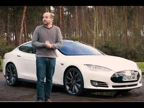 Creative Tesla Model S P90D With Autopilot 2016 Review  TELEGRAPH