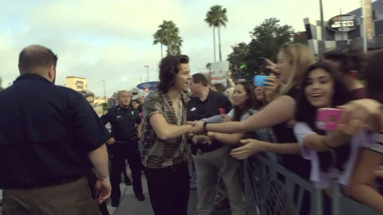 Harry styles dressed cheerleader