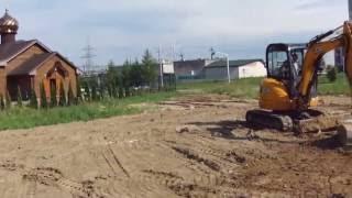 видео Заказать экскаватор-планировщик