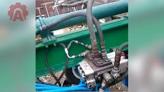 ️ Гидравлический дровокол своими руками  ️ - видео нашего клиента