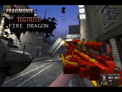 FRAGMOVIE TACTILITE T2 FIRE DRAGON - POINT BLANK - YouTube