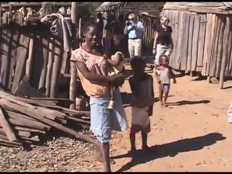 Rural Life & a Tribal Village, Madagascar