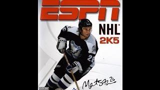 ESPN NHL 2K5 - PS2 2004 (Opening)