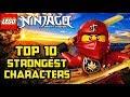 Ninjago Top 10 Strongest Characters mp3