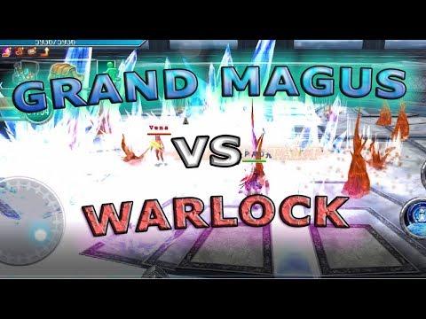 Avabel Online - Pao Warlock Vs Vena Grand Magus