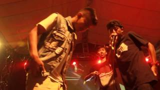 ARI GRT vs TYAR BDG Friendship Moment 2014 Beatbox Battle Chionship Semi Final Part 1