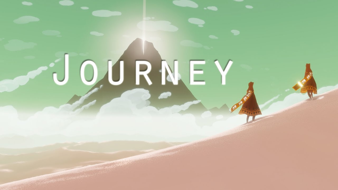 Journey Gameplay Playthrough No Commentary