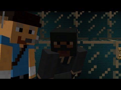 Meet The Spy In Minecraft
