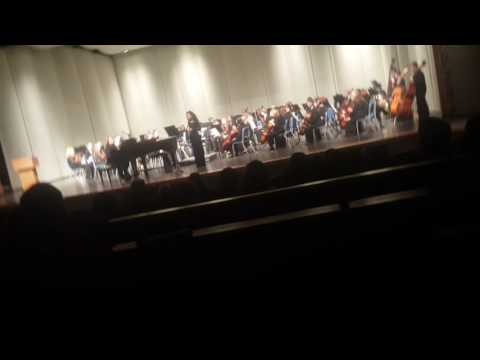 Lake Michigan Youth Orchestra 12/3/16