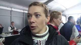 Ольга Зайцева и реакция Виталия Мутко на церемонии вручения Мерседесов олимпийцам Сочи