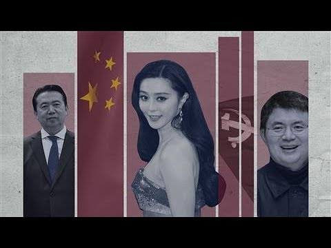 How China's Rich and Famous Disappear