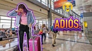 ADIÓS COLOMBIA 😢 ME VOY A MÉXICO! - Lulu99
