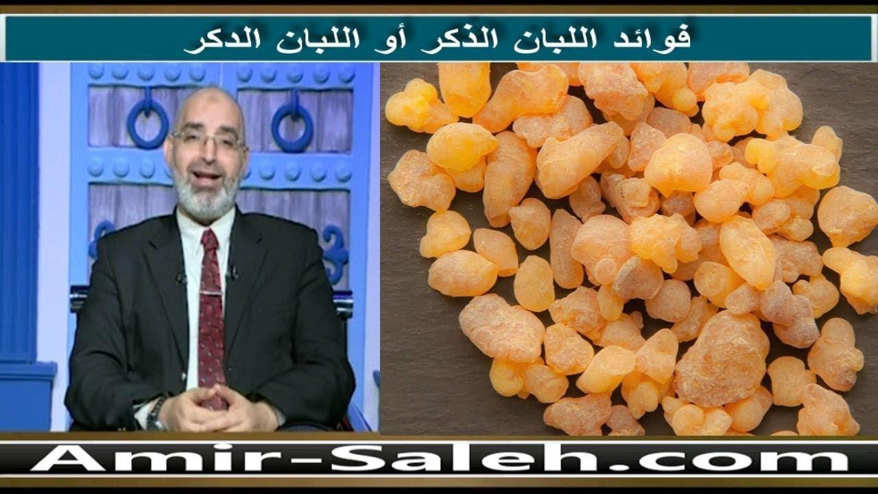 فوائد اللبان الدكر | الدكتور أمير صالح