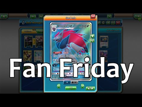 Zoroark GX with No Draw Supporters!
