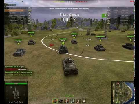 World of Tanks 2015 12 03 Bos VS RedX (carke t6)