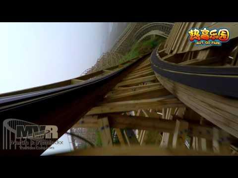 HotGo Happy Jungle World - Time Travel POV 4K